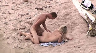 Voyeur, Beach, Sex on the beach, Beach sex