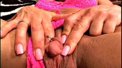 Mature, Clit, Mature masturbation, Mature clit, Huge clit
