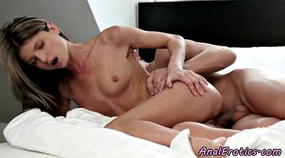 Cum in mouth, Anal small