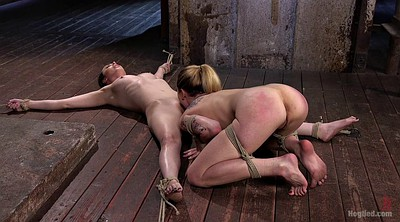 Bondage, Slave blowjobs, Slave deep