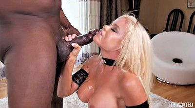 Nikki, Deep throat, Interracial
