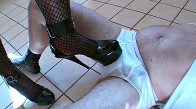 Mistress, Femdom mistress, Busted, Ball busting
