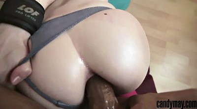 Beauty anal, Anal interracial