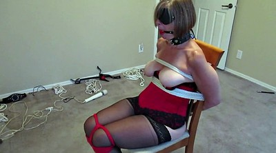 Tied wife, Mature bdsm