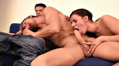 Bisexual threesome, Bisexual