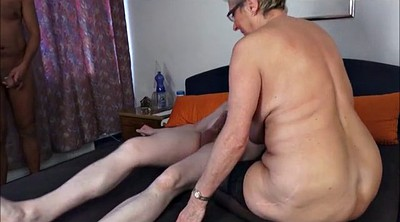German granny, Young cumshot, Granny group