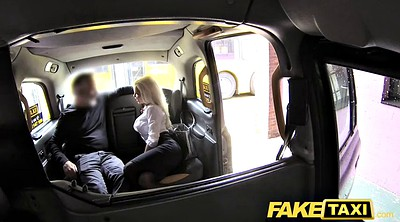 Fake taxi, Estate agent