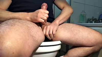 Toilet, Video, Voyeur toilet, Toilets, Toilet masturbation, Solo gay