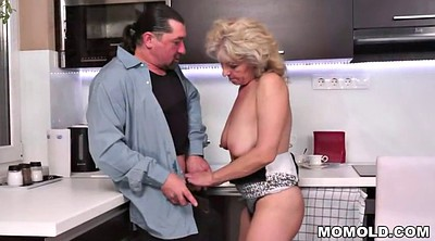 Kitchen, Milf hairy, Mature fucking, Hairy grannies