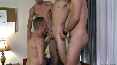 Orgy, Virgin boy