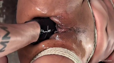 Squirting, Hanging, Fist squirt