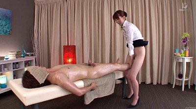 Japanese massage, Yui, Japanese subtitle