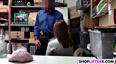Shoplifter, Shoplifting, Teen blowjob