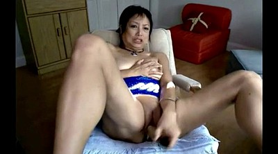 Asian granny, Amateur mature