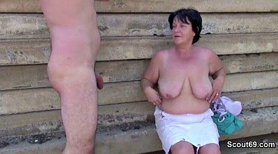 Grandma, Old fuck, German bbw