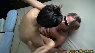 Threesome asian