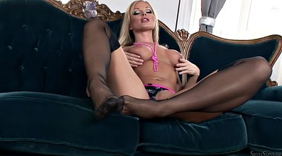 Solo stockings, Silvia saint, Stockings solo, Show pussy, Pussy show, Milf stocking