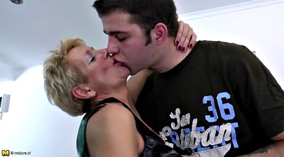 Mother fuck son, Milf old, Matures
