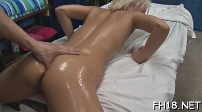 Oil massage, Undressing