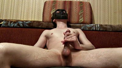 Homemade, Mask, Gay handjob, Masked, Fleshlight, Ebony masturbation