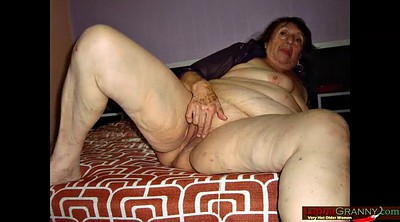 Granny bbw, Collection, Compilation granny