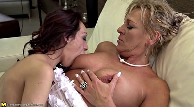 Lesbian mature, Old and young lesbian