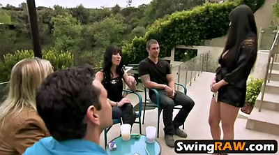 Swap, Reality show, Swapping, Sex show