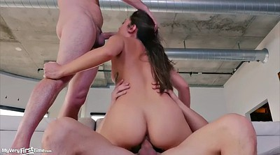 Double blowjob, Blair, First double, Adventure