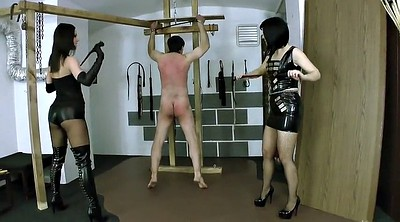 Whipping, Latex bdsm
