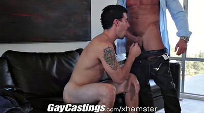 Muscle, Gay casting