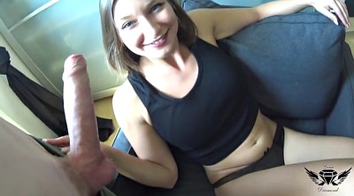 German anal, Amateur first anal