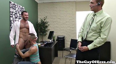 Office, Muscle gay