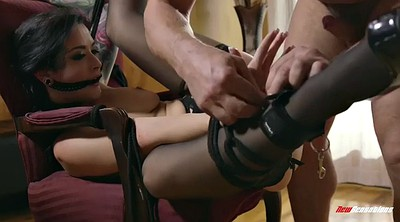 Tied up, Katrina jade, Bondage, In front of, Front