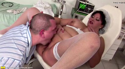 Pissing, Gay piss, Nurse, Mature anal, Anal grannies