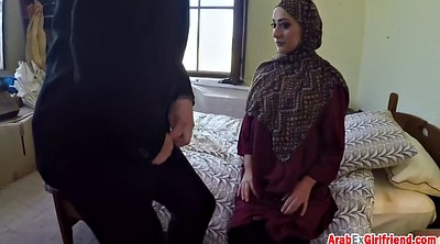 Upskirt, Arab, Cash