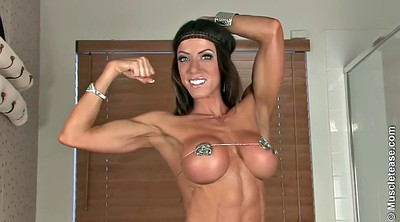 Muscle, Whore, Big tits solo
