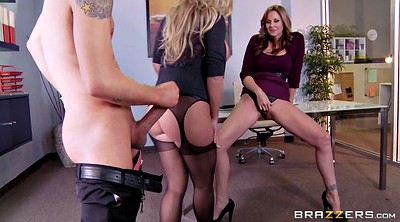 Julia ann, Pussy eating, Julia, Olivia, Office secretary
