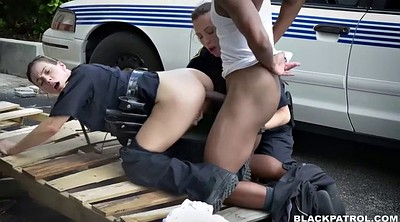 Femdom blowjob, Two cock, Run, Away