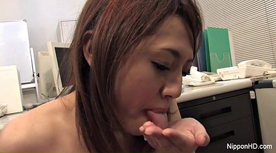 Boss, Japanese girl, Japanese blow