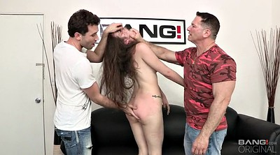 Teen anal casting
