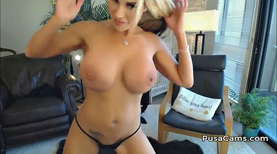 Big boobs, Blonde, Boobs solo, Big boobs solo, Solo big ass, Oil dildo