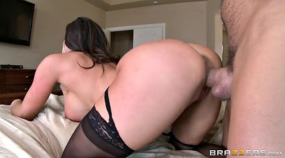 Kendra lust, Stockings milf, Pounding, Garter