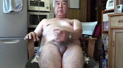 Dad, Japanese daddy, Japanese gay, Japanese masturbation, Asian gay, Asian daddy