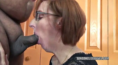 Blow, Redheads, Housewife, Mature blow