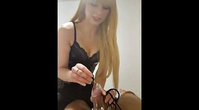 Mistress t, Chastity
