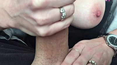 Nipple, Super, Slow motion, Wifes, Wife handjob