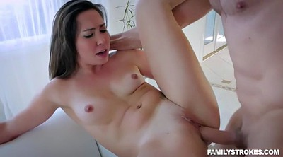Wife caught, Wife blowjob, Caught wife