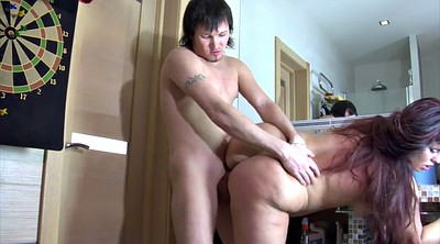 Blow job, Russian milf