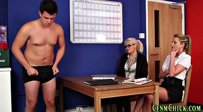 Threesome, Mature hd, Mature office