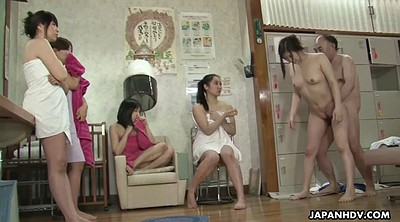 Old man, Japanese old, Bathroom sex, Bathroom, Small girls, Old asian man